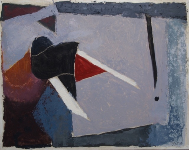 Untitled , 1989 Oil on paper 11 x 14 inches  Inquire