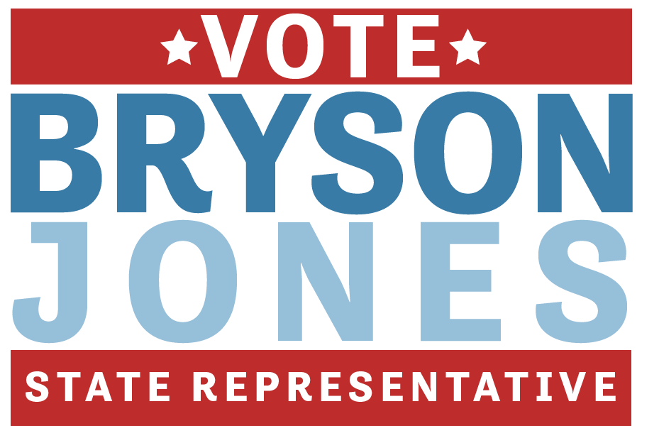 Elect Bryson Jones for NC Representative