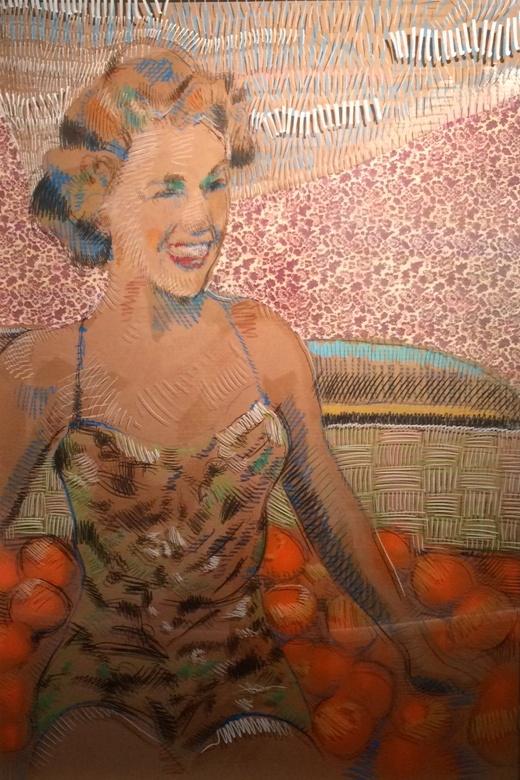 Tim Jaeger, Miss Citrus, 1955, 2016