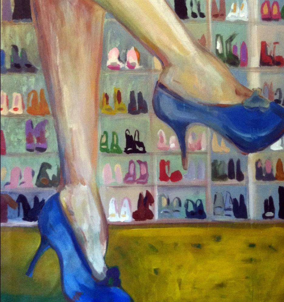 Tim Jaeger, Something Blue, 2012