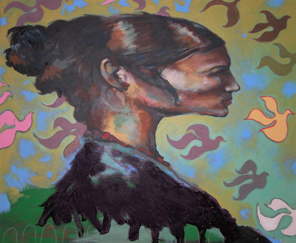 Tim Jaeger, Profile Study, 2005