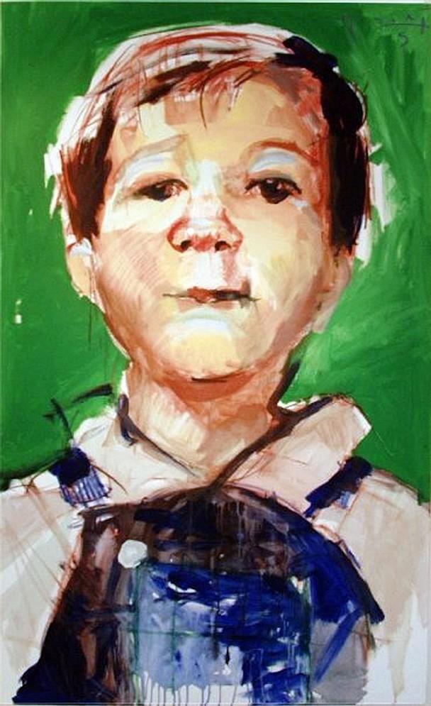 Tim Jaeger, George, 2003
