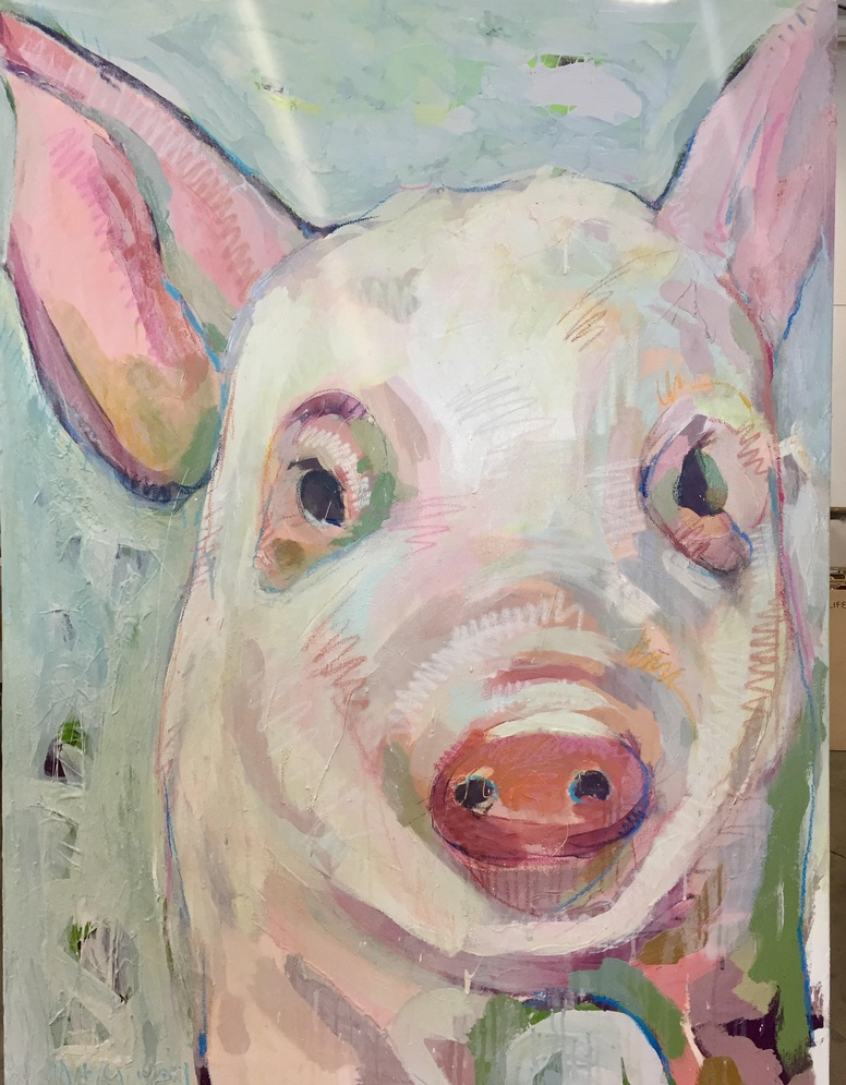 Tim Jaeger, Oink no. 9, 2016