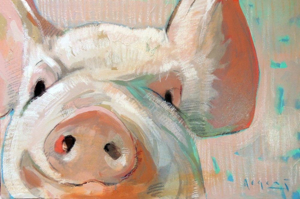 Tim Jaeger, Oink no. 4, 2015