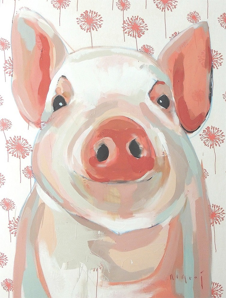Tim Jaeger, Oink no. 3, 2015