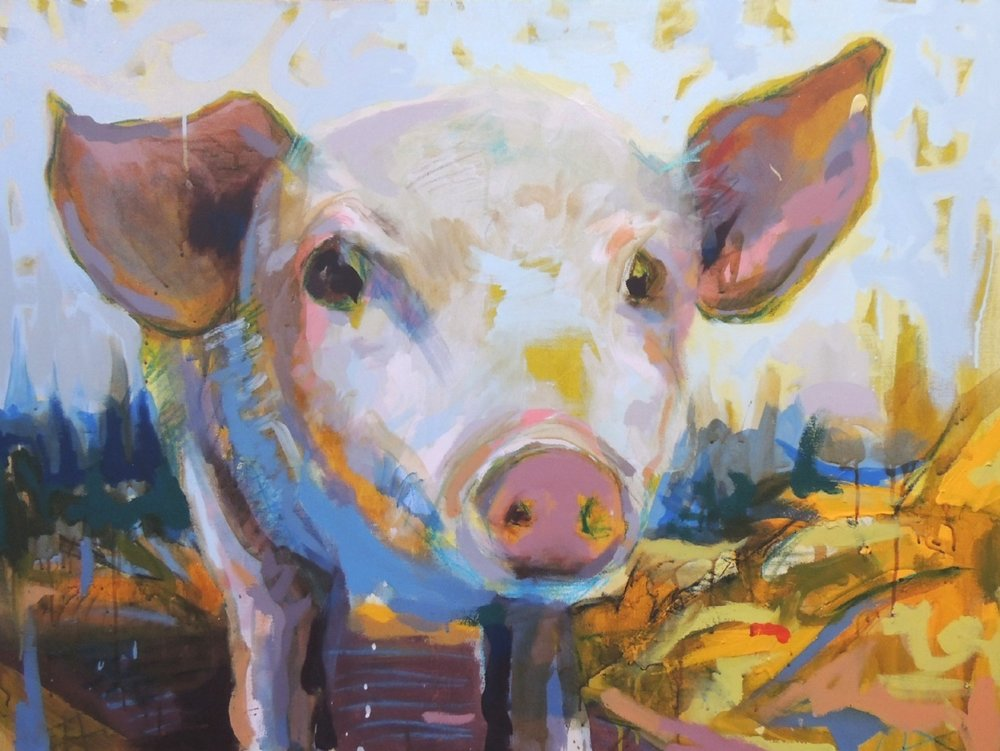 Tim Jaeger, Oink no. 1, 2013
