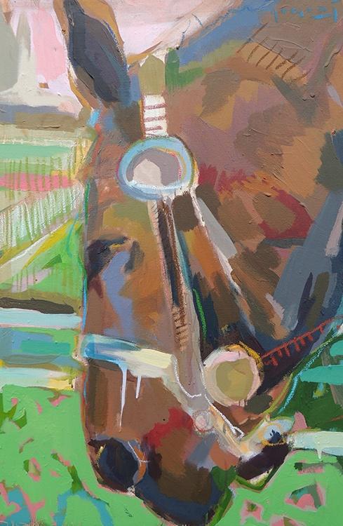 Tim Jaeger, Patchwork-Gate No. 23, 2014