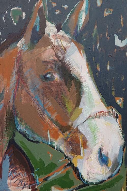 Tim Jaeger, Pretty Southern Girl- Gate No. 20, 2014