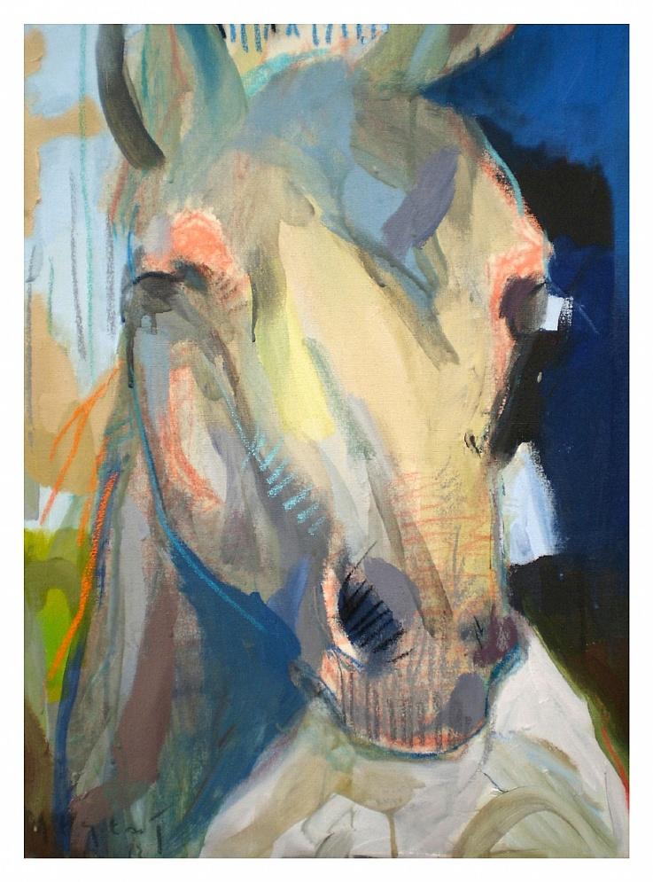 Tim Jaeger, Old Scratch- Gate No. 3, 2013
