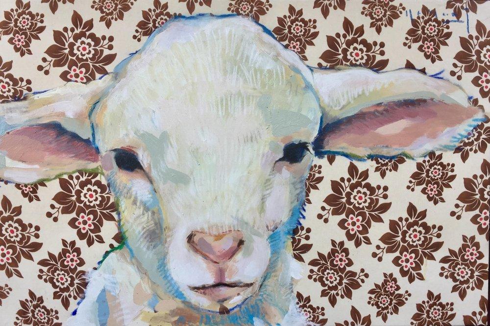 Tim Jaeger, Lamb VII, 2016