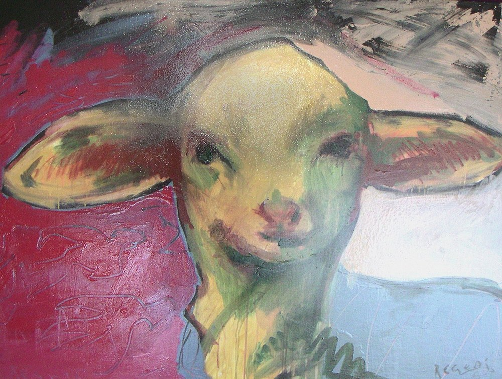 Tim Jaeger, Lamb no. I, 2009
