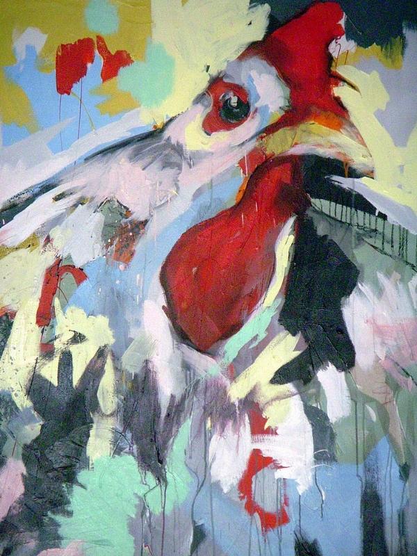 Tim Jaeger, Rooster, 2009