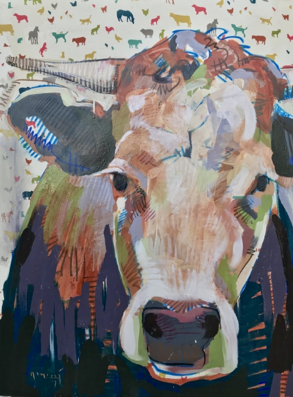 Tim Jaeger, Big Bull no. 1, 2017