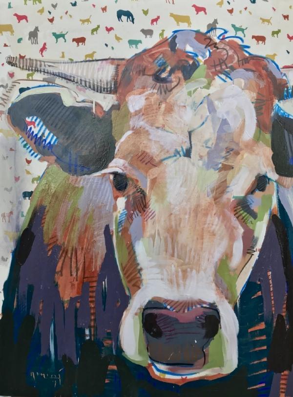 Tim Jaeger, Big Bull no. 1, 2017