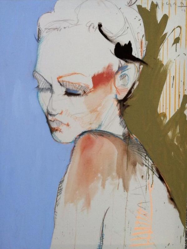 Tim Jaeger, Portrait I, 2013