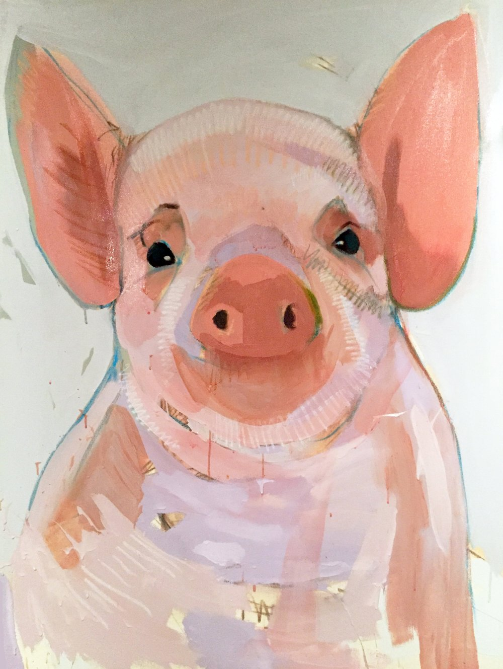 Tim Jaeger, Oink no. 2, 2015