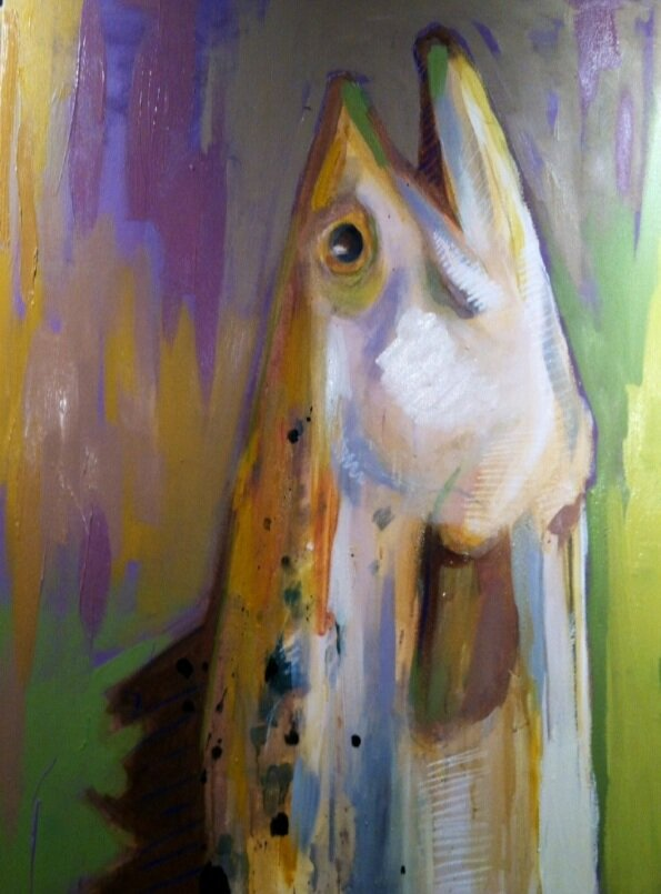 Tim Jaeger, Spotted Sea Trout, 2014