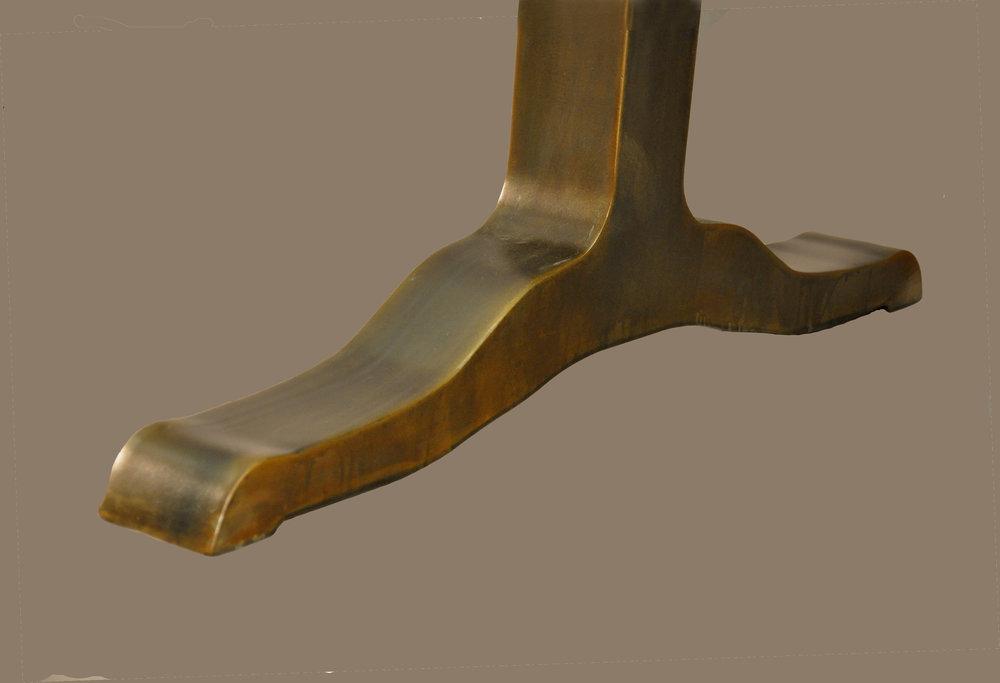 Santa Fe Table Leg