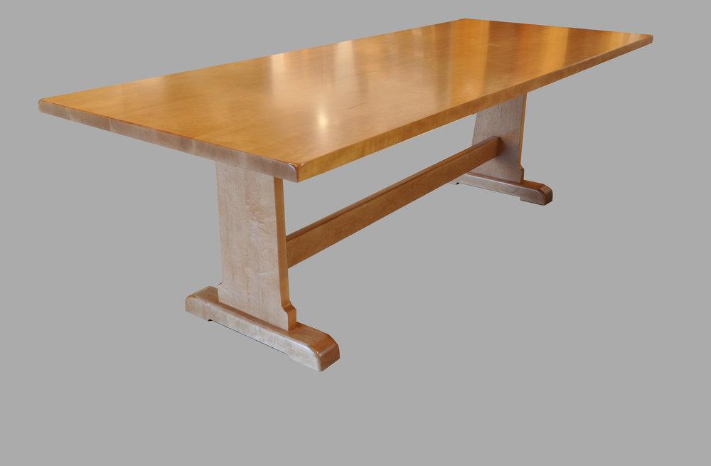 Trestle Style Table Base