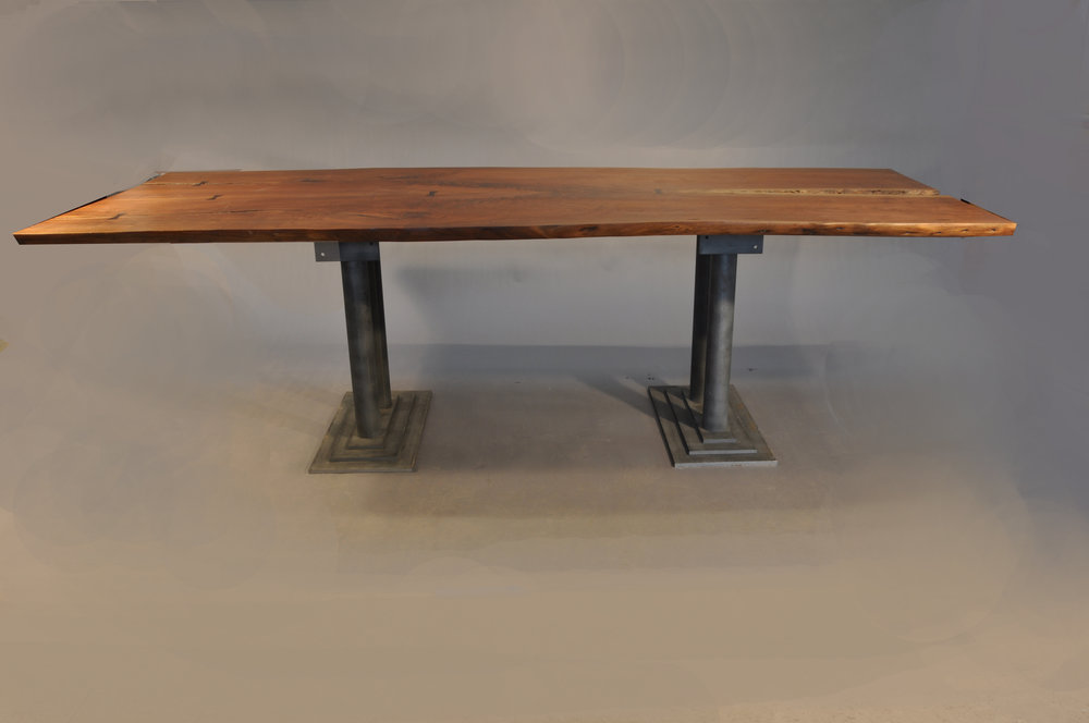 Whitehouse Table Base