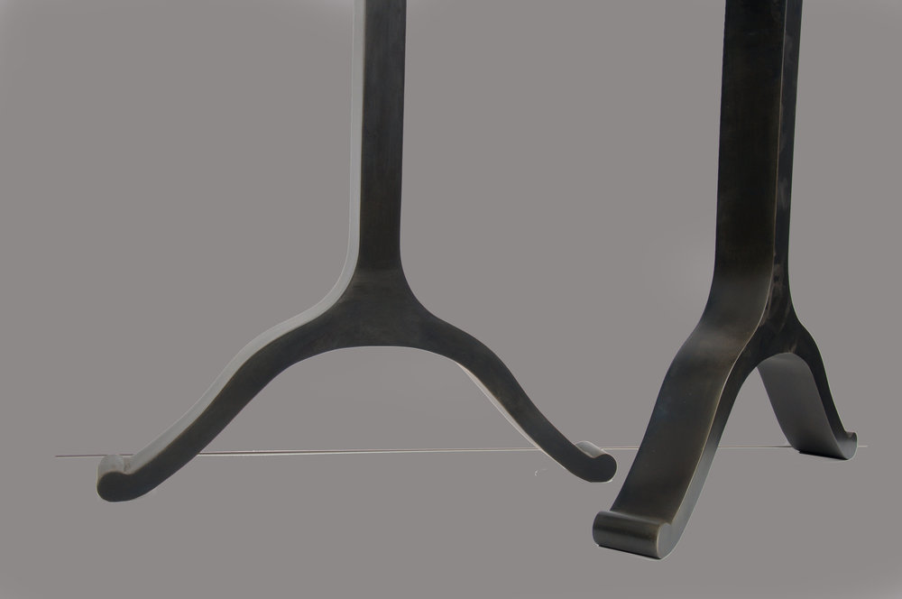 Wishbone Table Base