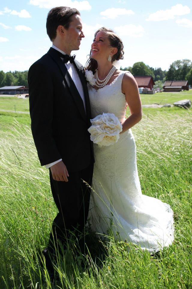 Our Wedding Day  Photo Credit: Stefan Lundaahl Foto
