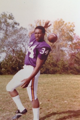 O'Neal played football at Northwestern Bible College.