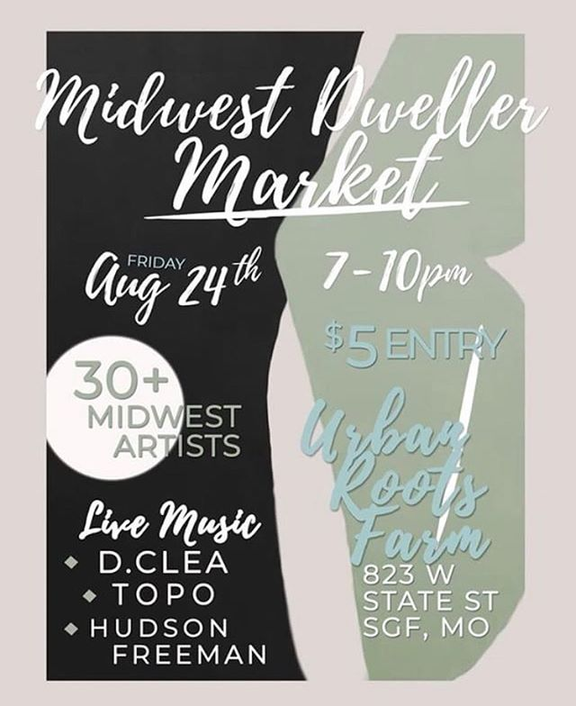It's coming up! We're so excited to be apart of this craft market. Come support local artists and have yourselves a grand ole time! We'll have coffee (obvi) along with homemade lip balm, beard balm, and teacup candles!