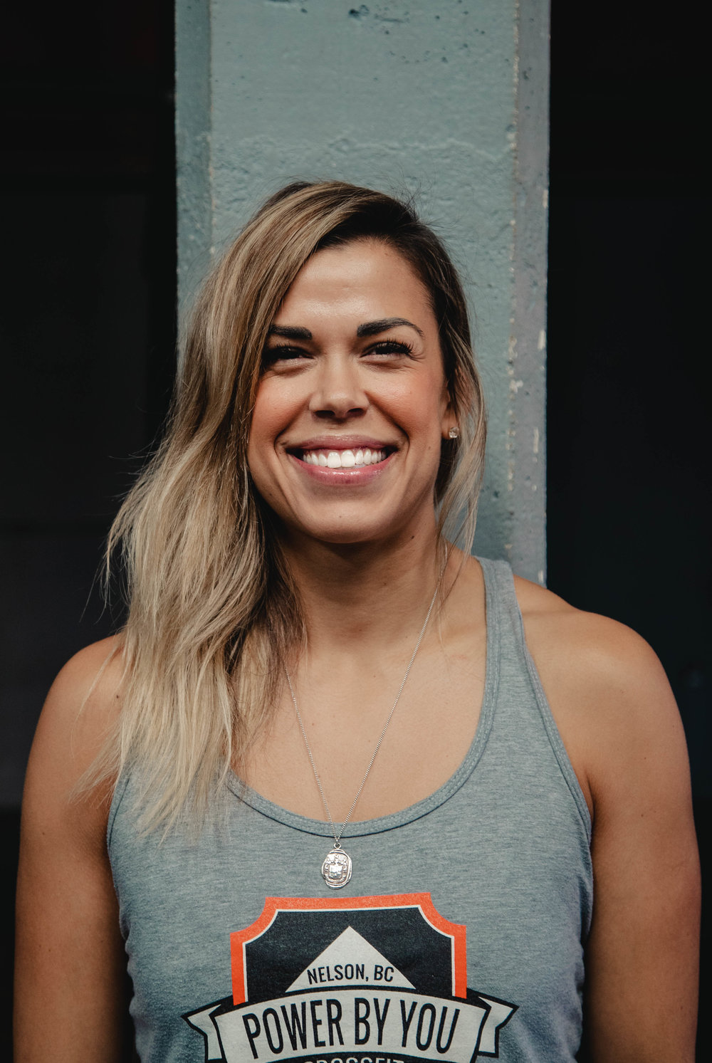 Ali Popoff   Owner // CrossFit Level 2 Coach // Nutritional Consultant