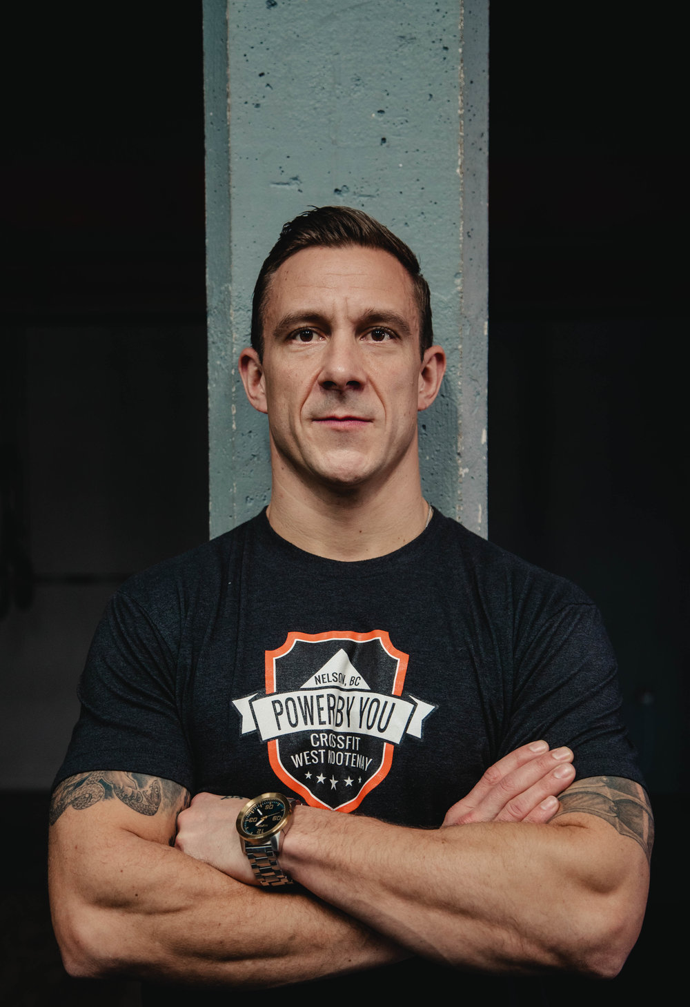 Leo Grypma   Owner // CrossFit Level 2 Coach // Manager // Programmer // Olympic Weight Lifting Programming