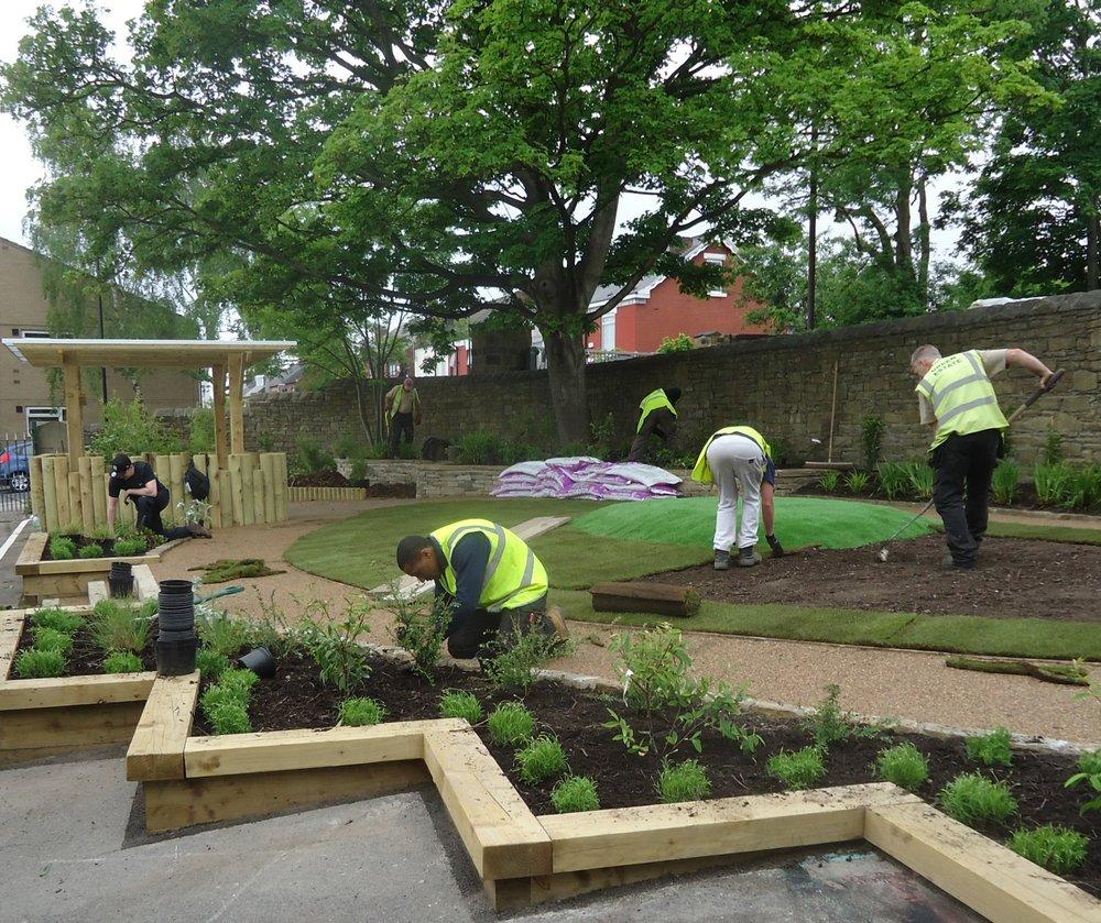 Green Estate Landscapes Design and Build