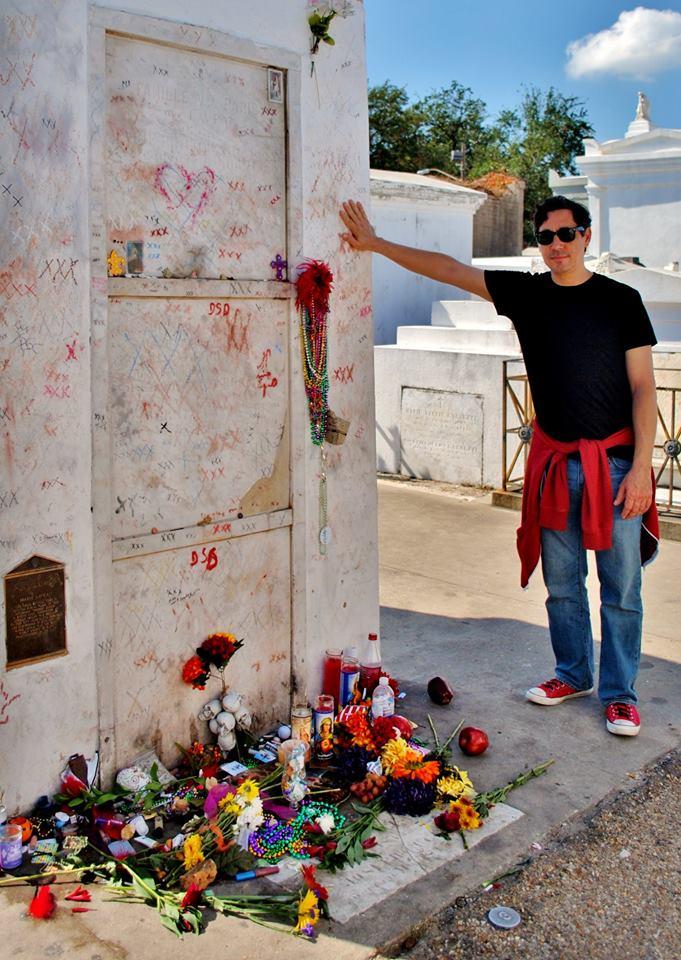 Scott Putesky aka Daisy Berkowitz of Marilyn Manson