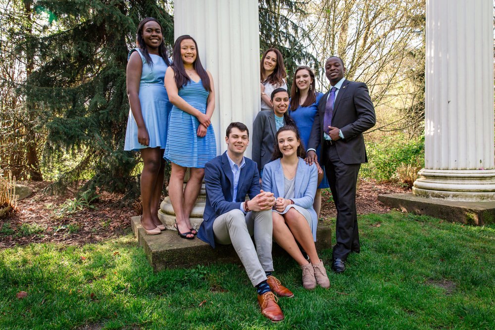 University of Washington Student Government Your Voice UW 2016