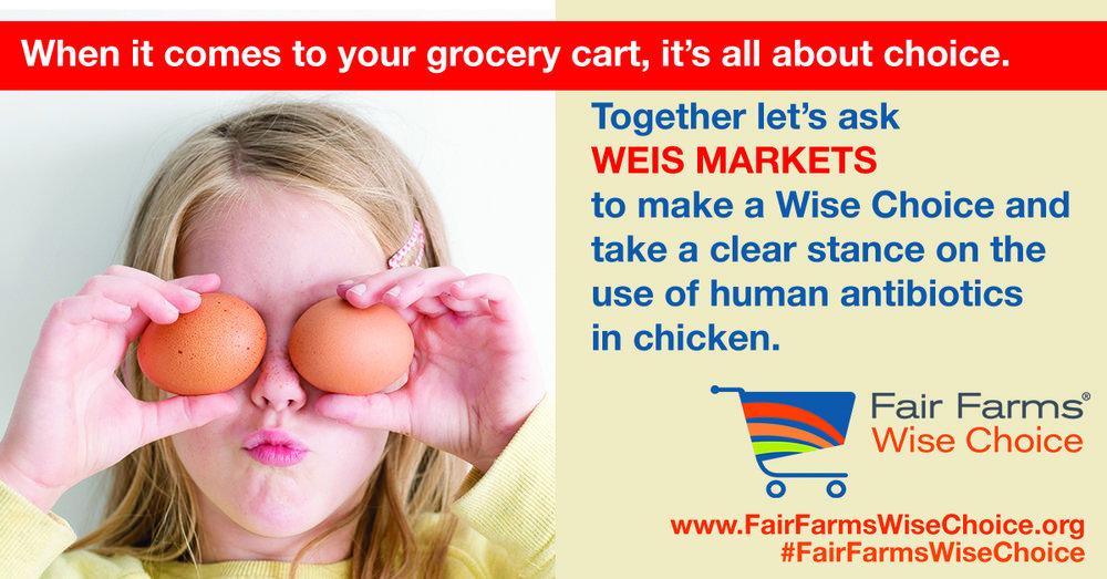 Fair Farms Wise Choice