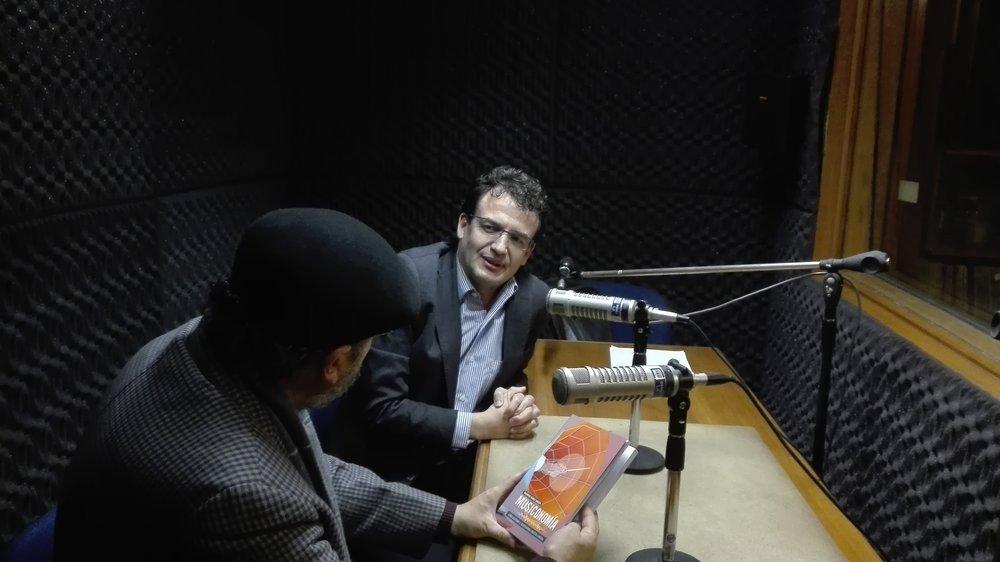 Rogelio Delgado y Ricardo Gómez -