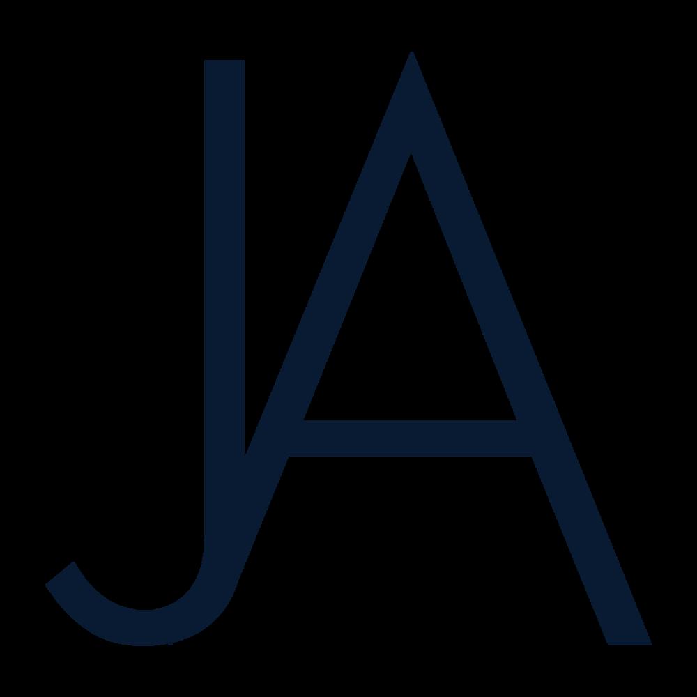 Blue Jeremy Asher Logo.png