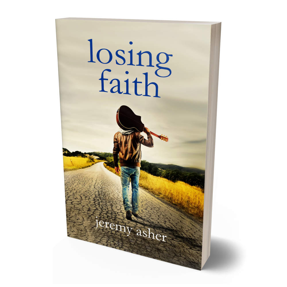 Losing Faith || www.JeremyAsherAuthor.com