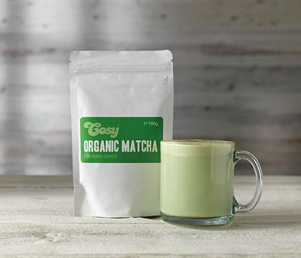Cosy Matcha Latte