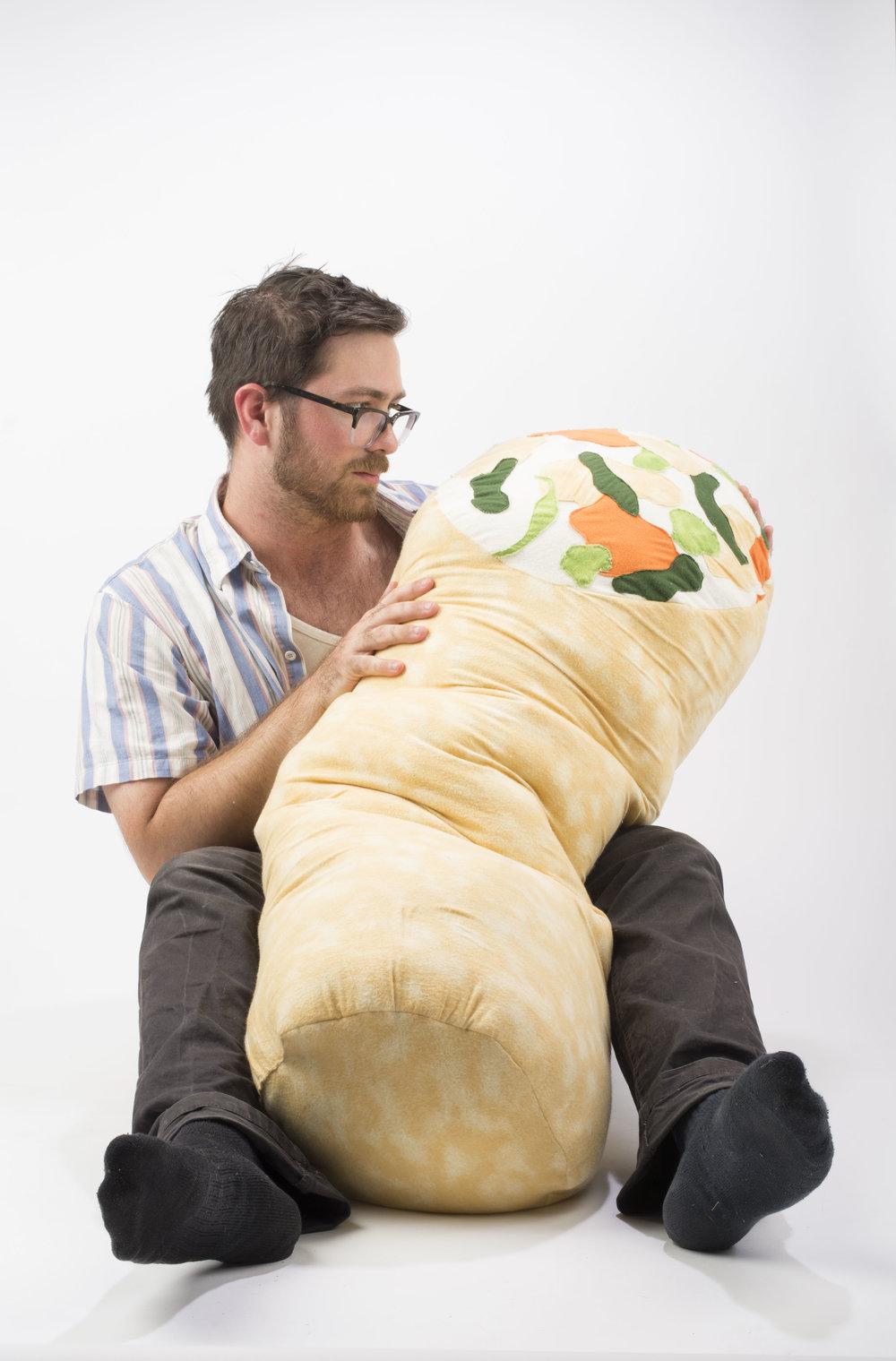 Eggroll Body Pillow