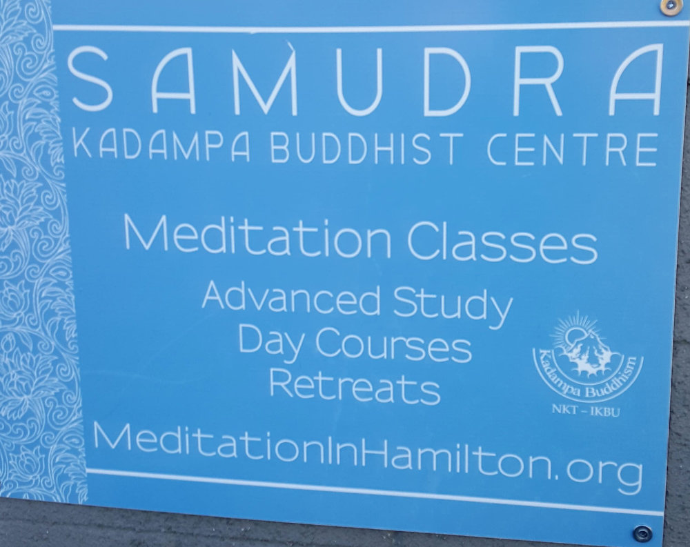 Meditation - In Hamilton, Ontario