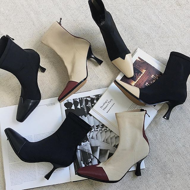 Celine Madame Boots