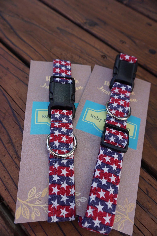 Patriotic Collars