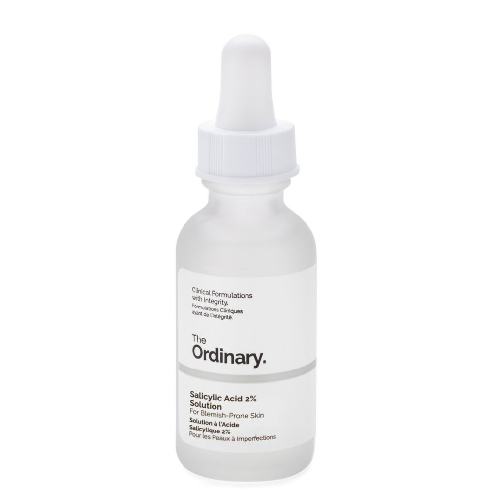 Salicylic Acid 2% Solution -