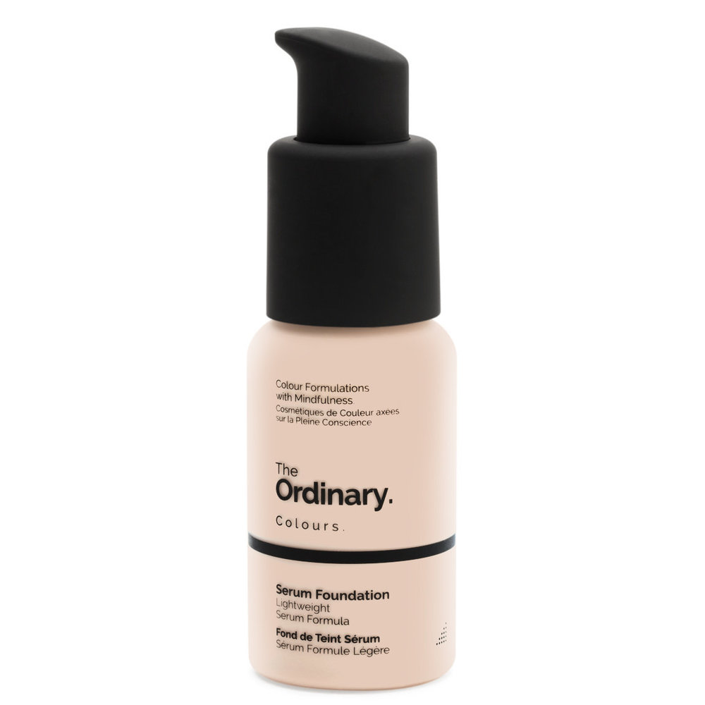 Serum Foundation -