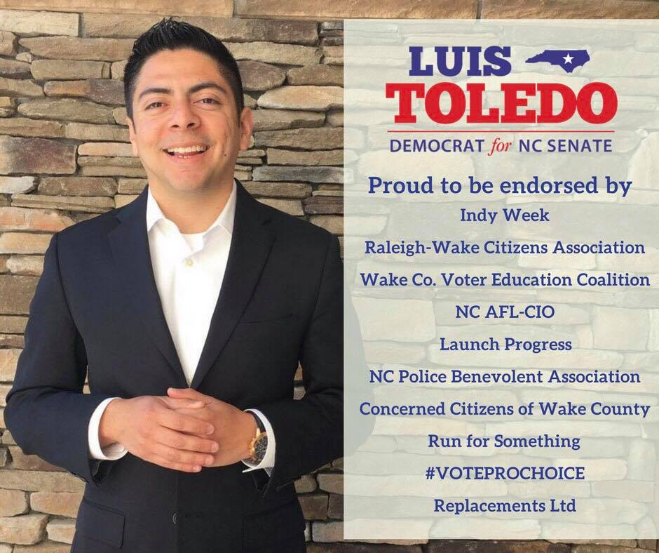 Luis Toledo_Endorsements
