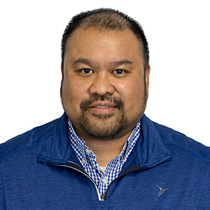 Clark Reyes  - Sports & Recreation Ministry Director - South