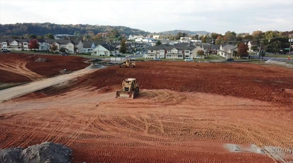 Lonsdale Ministry Complex Construction