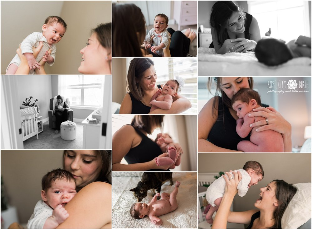 Portland Peninsula Park Maternity and Newborn Photographer_9