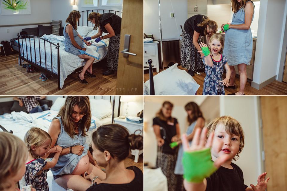 Portland Oregon Birth Center Birth