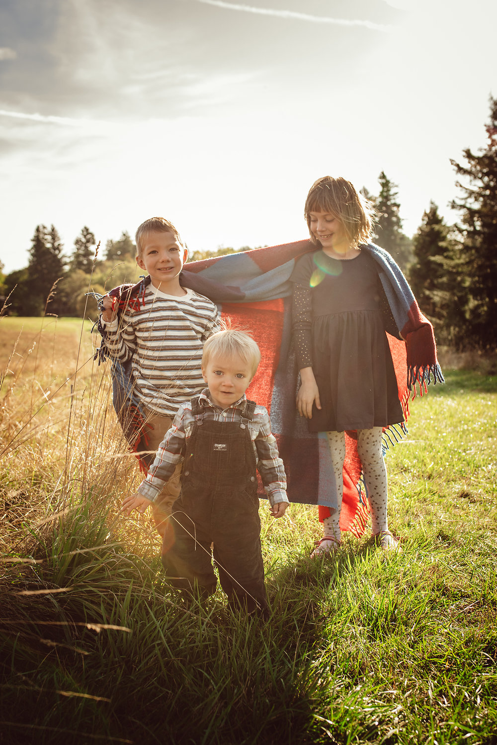 Portland Family documentary photography